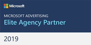 Microsoft Advertising Elite Agency Partner